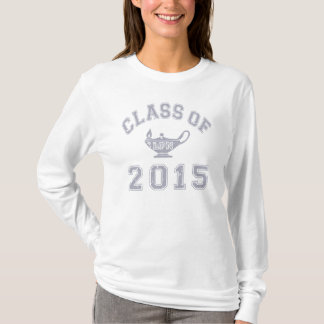 2015 LPNのクラス-灰色2 Tシャツ