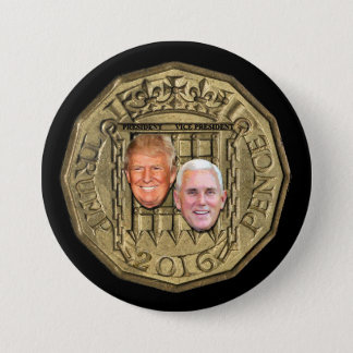 2016の切札のペニー 缶バッジ