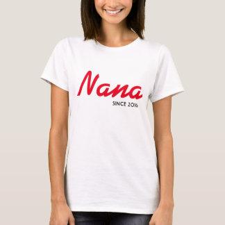 2016ティー以来のナナ Tシャツ