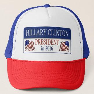 2016年にヒラリー・クリントンの大統領 キャップ