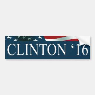 2016年にヒラリー・クリントンの大統領 バンパーステッカー