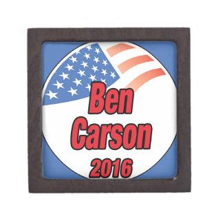2016年に大統領のためのベンカーソン ギフトボックス