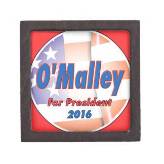 2016年に大統領のためのマーティンO'Malley ギフトボックス