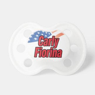 2016年に大統領のためのCarly Fiorina おしゃぶり