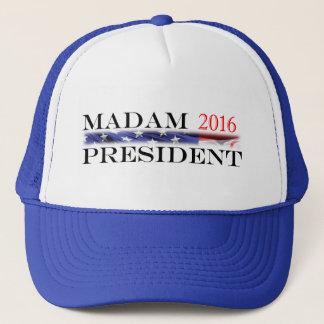 2016年に夫人大統領のための投票 キャップ