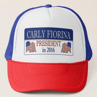 2016年にCarly Fiorinaの大統領 キャップ