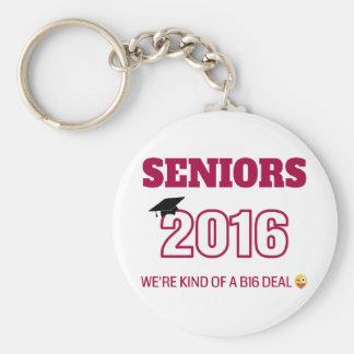2016年のクラス-私達は種類のB16取り引きです キーホルダー