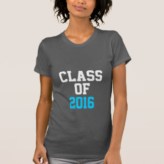 2016年のクラス Tシャツ