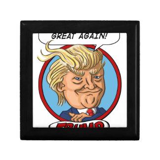 2016年の大統領選挙 ギフトボックス