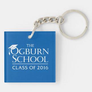 2016年のKeychainのOgburnの学校クラス キーホルダー