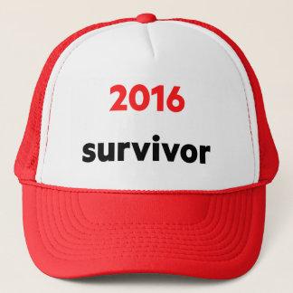 """""""2016年生存者""""の帽子 キャップ"""
