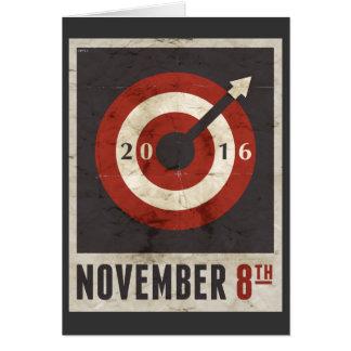 2016年11月8日 カード