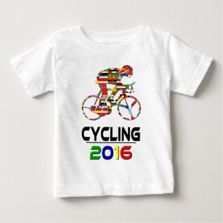 2016年: 循環 ベビーTシャツ