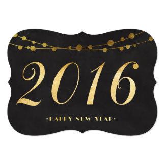 2016幸せな年賀状 カード