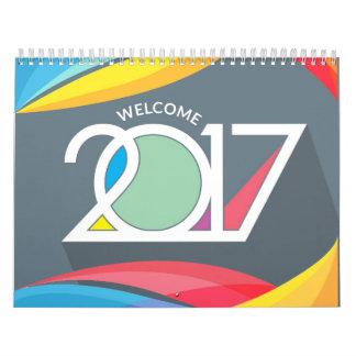 2017のカレンダー カレンダー