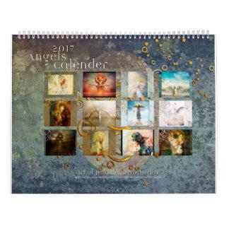 2017の天使のカレンダー カレンダー