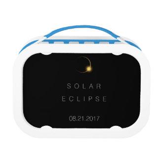 2017アメリカの総日食 ランチボックス