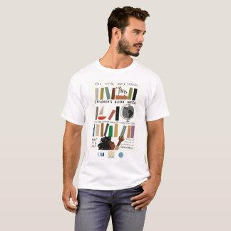 2017人の児童読書週間のワイシャツ Tシャツ