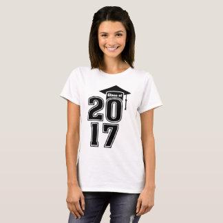 2017年のクラス Tシャツ