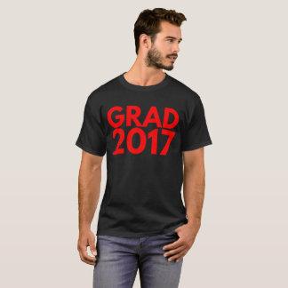 2017年の卒業のTシャツ Tシャツ