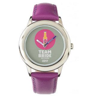 2017年チーム花嫁Z9d68 9月Henparty 腕時計