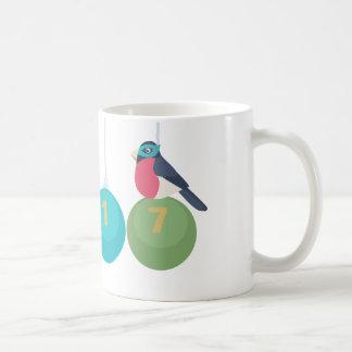 2017新年 コーヒーマグカップ