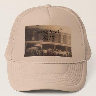 2017春休みのKERNENの居酒屋のトラック運転手の帽子 キャップ