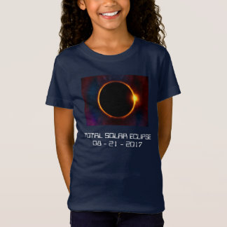 2017暗い日食のTシャツ Tシャツ