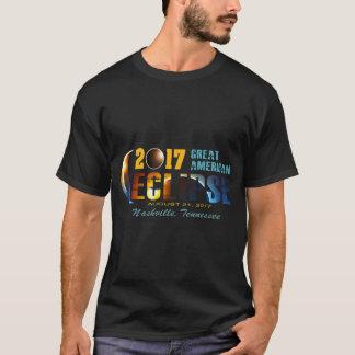 2017枚の食の人のTシャツ Tシャツ