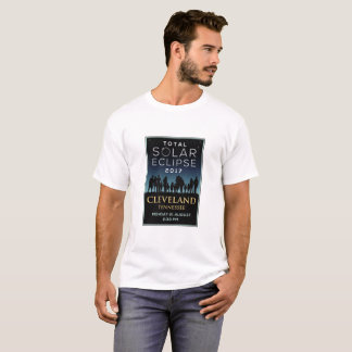 2017総日食-クリーブランド、TN Tシャツ