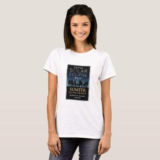 2017総日食- Sumter、SC Tシャツ