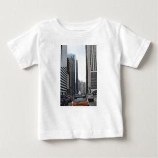 20171chicaoラッシュアワー ベビーTシャツ