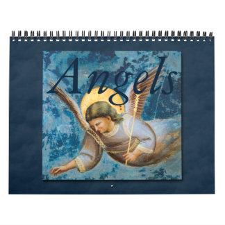 2018の天使のカレンダー カレンダー