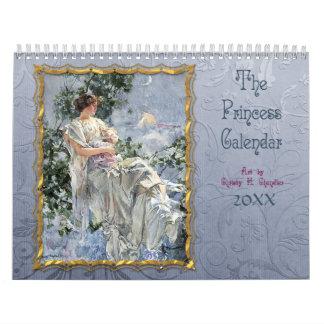 2018プリンセスのカレンダー カレンダー