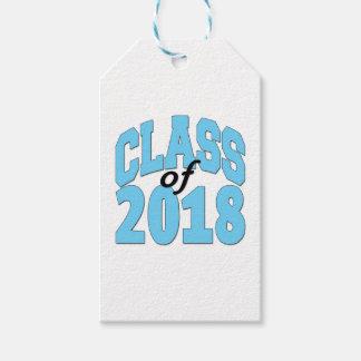 2018年のクラス ギフトタグ