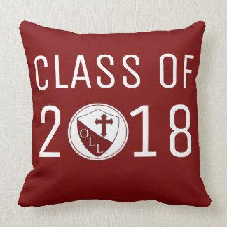2018年の学生の枕のルルドのクラスの私達の女性 クッション