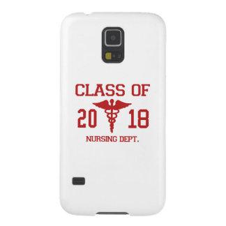 2018年の看護Deptのクラス Galaxy S5 ケース