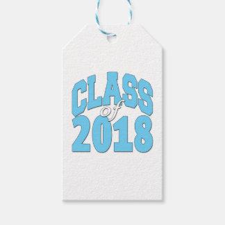 2018青のクラス ギフトタグ