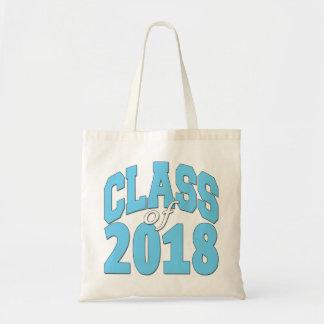 2018青のクラス トートバッグ