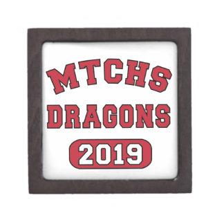 2019年のスワッグのMTCHSのクラス ギフトボックス