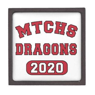 2020年のクラスのためのスワッグ ギフトボックス