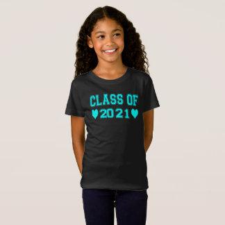 2021年のTシャツのクラス Tシャツ