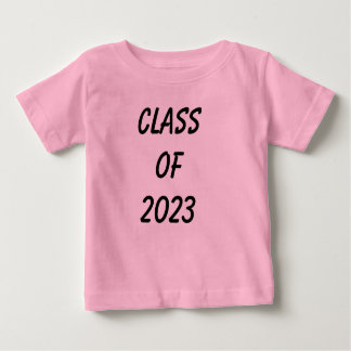 2023年のクラス ベビーTシャツ