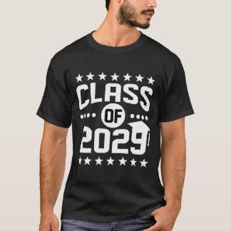 2029年のクラス Tシャツ