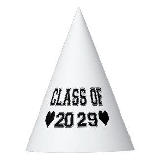2029年の幼稚園のクラス パーティーハット