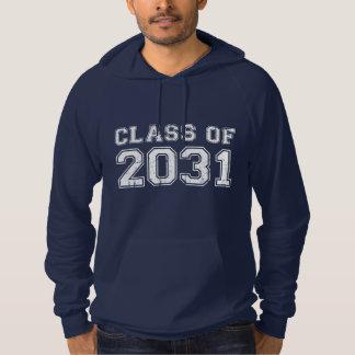 2031年のクラス パーカ