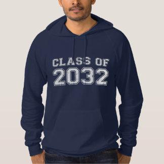 2032年のクラス パーカ