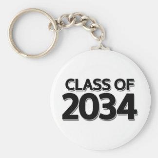 2034年のkeychainのクラス キーホルダー