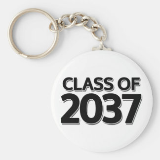 2037年のクラス キーホルダー