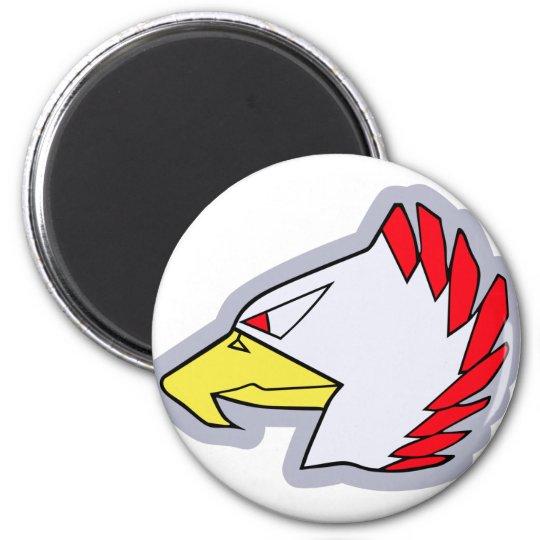 204SQ(F-15)の部隊マークワッペン マグネット